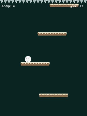 Falling Ghost