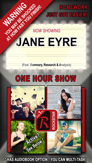 Jane Eyre by Rockstar