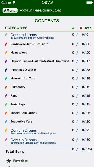 ACCP Flip Cards: Critical Care