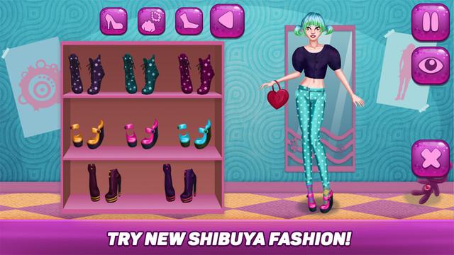 Shibuya Stylish Dressup
