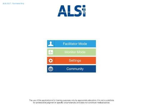 ALSi - Facilitator