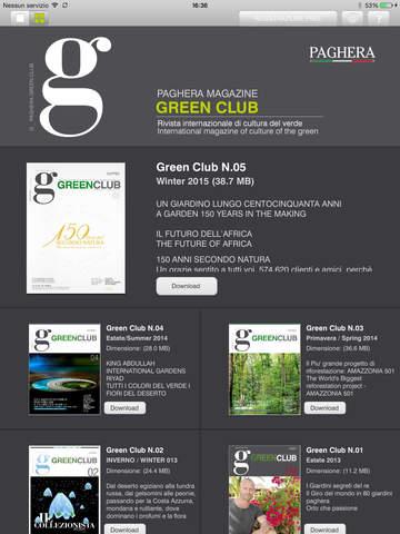 Green Club Paghera