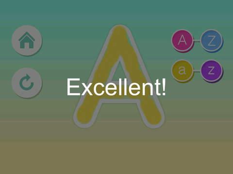 ABC Writing in Flat Design screenshot 8