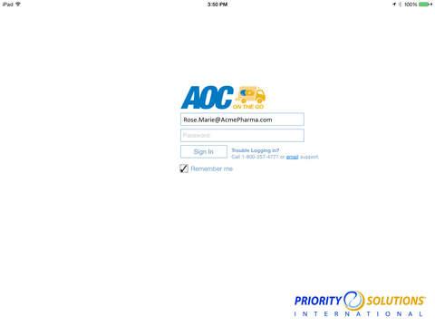 AOC On-The-Go
