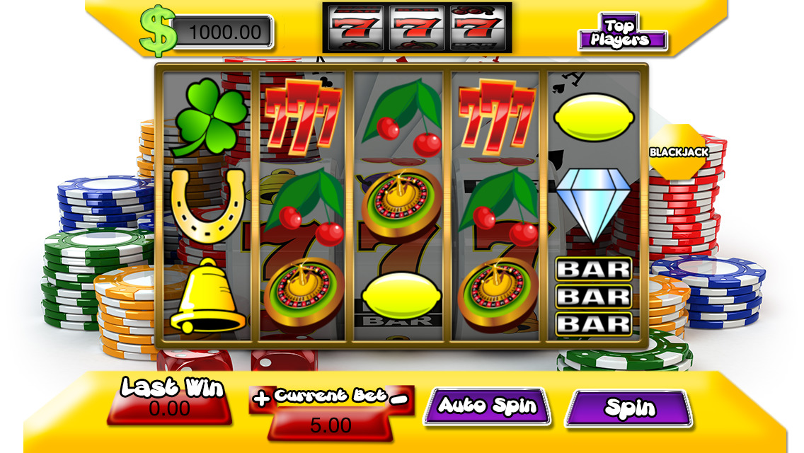 5 Star Luxury Slot Machine - Play this Game for Free Online