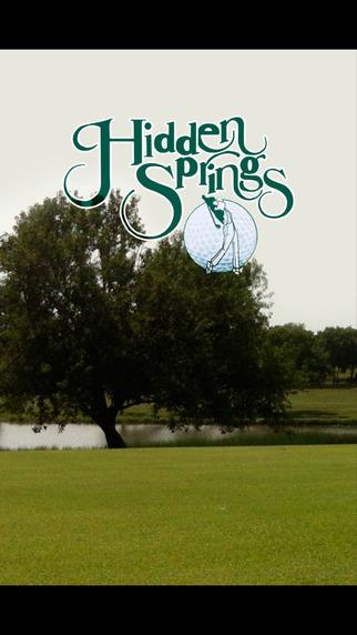 Hidden Springs Golf Course