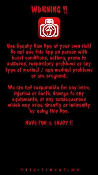 Spooky Cam