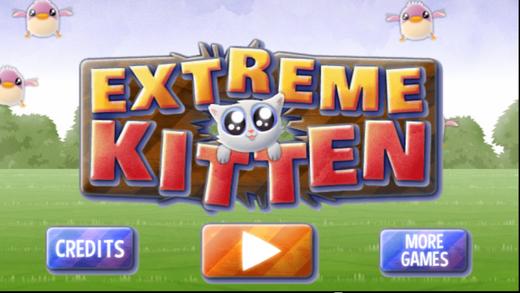 Extreme Kitten - Cute Cat Jump Jump