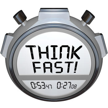 ThinkFast - Quiz LOGO-APP點子