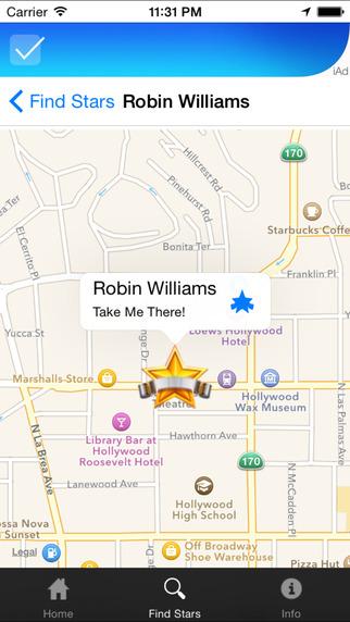 Hollywood Star Walk screenshot