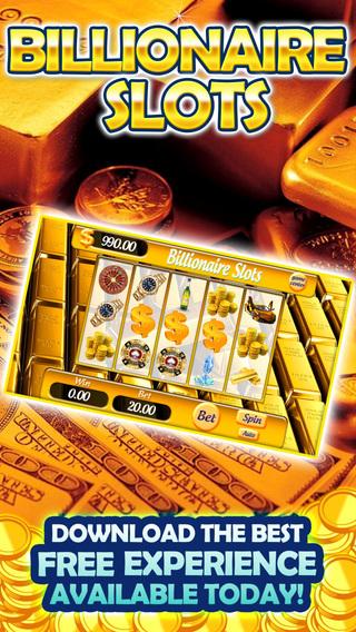 Slots Rich Lucky Billionaire Winner -A Slot Machine Journey In Macau Bonanaza