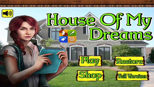 Hidden Objects : House of my Dreams