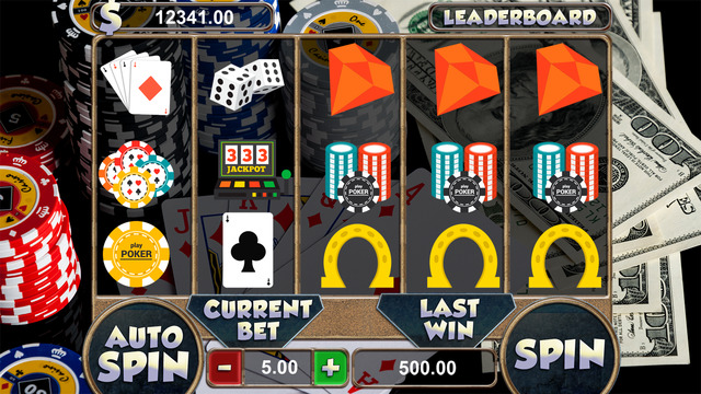 Amazing Best Casino Double U Hit it Rich Slots Machines - FREE Casino Game