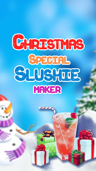 Christmas Special Slushie Maker - awesome smoothie shake making game