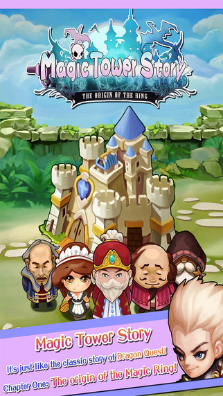 Magic Tower Story FREE