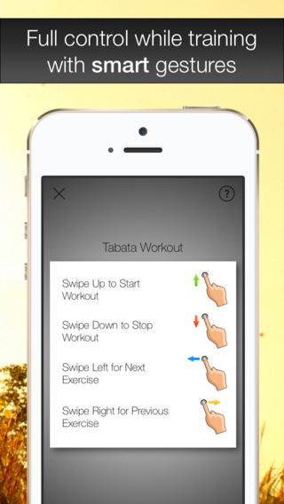 Intervals - Your smart and personal workout trainer