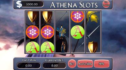 Athena Free Slots