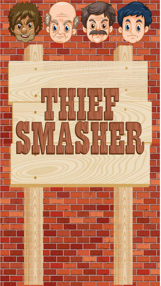 Thief Smasher Game