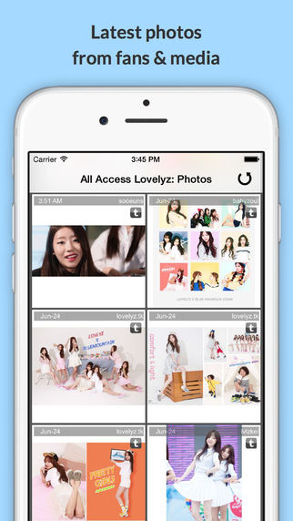 All Access: Lovelyz Edition - Music Videos Social Photos More