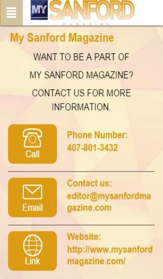 MySanfordMagazine