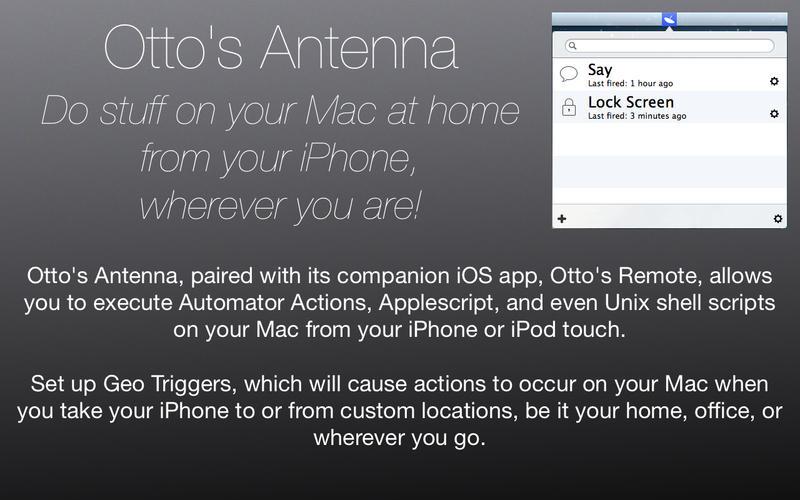 Otto's Antenna