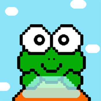 Frog Flyer 遊戲 App LOGO-APP試玩