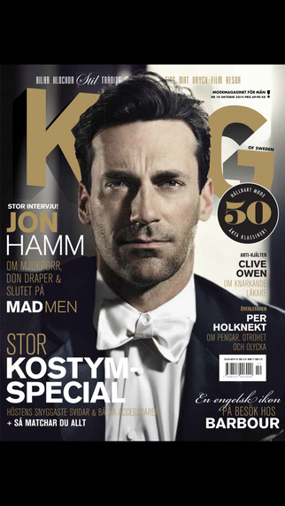 King Magazine Sverige
