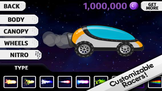 月球竞速:Lunar Racer【可爱赛车】