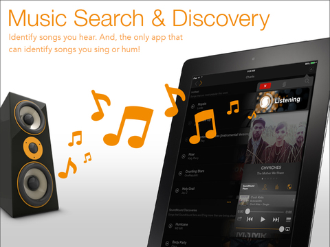 SoundHound + LiveLyrics – Search, Discover and Play Music with Lyrics