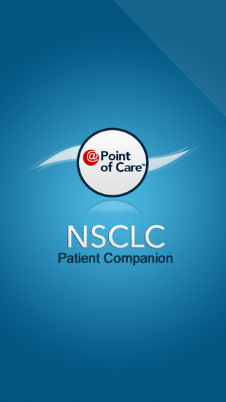 Non—Small-Cell Lung Cancer NSCLC Patient Companion