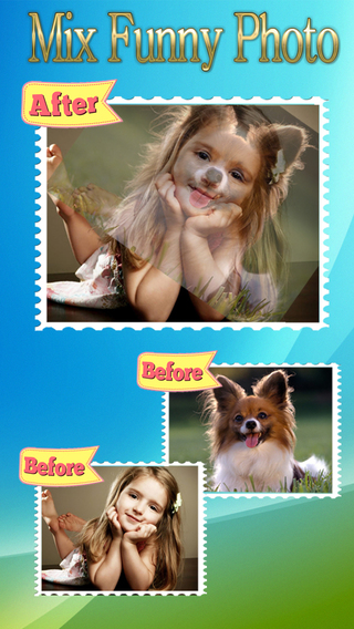 Photo Cover Mobile Free App - Overlay Filters Face In Fotos att email mail