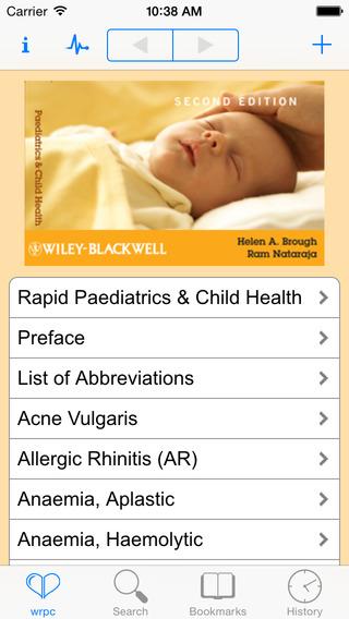 Rapid Paediatrics and Child Health 2nd Edition