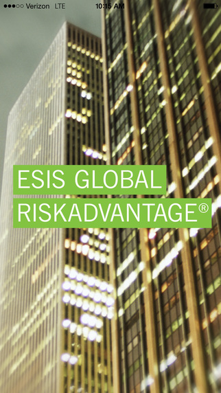 ESIS Global RiskAdvantage®