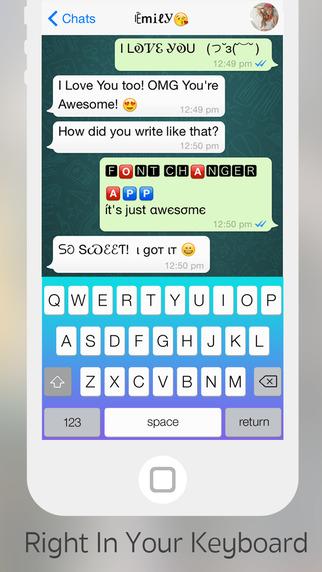 Font Changer - Color Keyboard Themes Custom Fonts Keyboard
