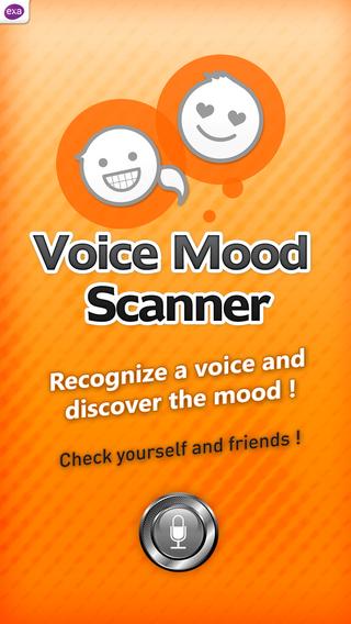 Voice Mood Scanner