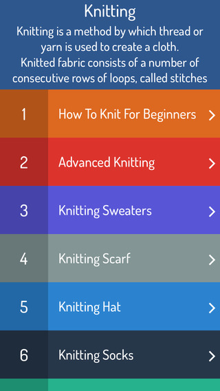 Knit Guide - Ultimate Video Guide