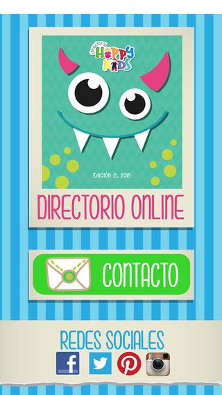 Directorio Happy Kids