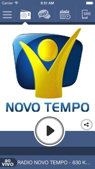 Rádio Novo Tempo-630 Khz