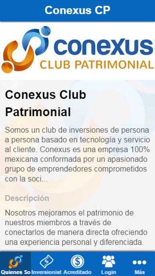 Conexus Club Patrimonial