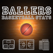 Ballers Basketball Stats, Scorekeeper, and Playmaker
