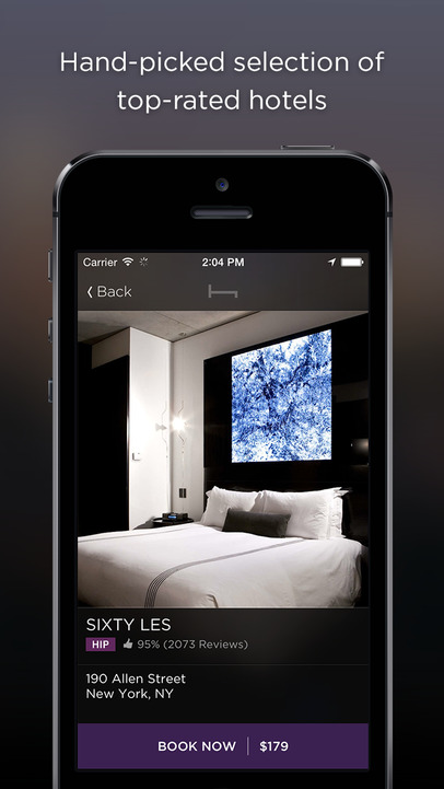 Hotel Tonight - iPhone Mobile Analytics and App Store Data