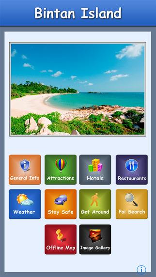 Bintan Island Offline Guide