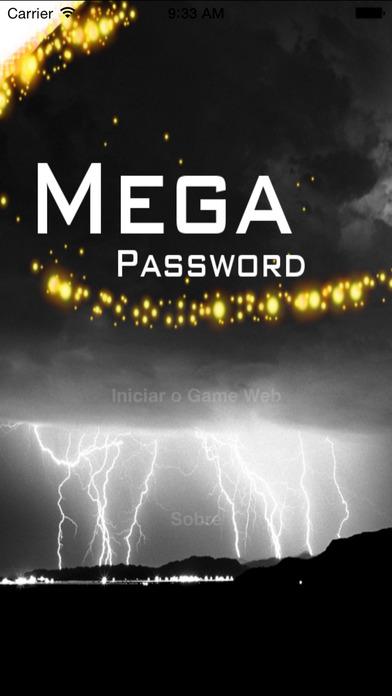 Mega Pass iPhone Screenshot 1