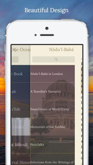One Ocean - Baha'i Library