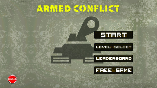 A Armed Conflict Combat Game - Battle Royale