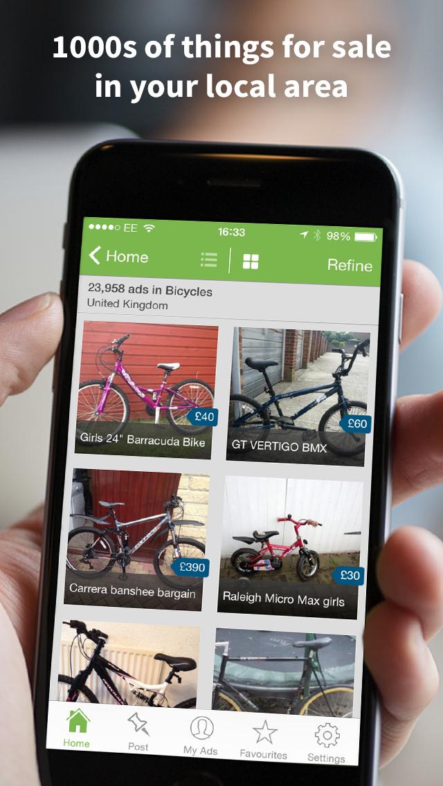 download gumtree app