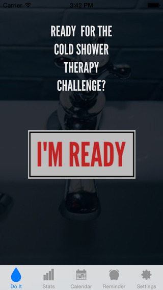 CST Challenge - The Original Cold Shower Therapy Challenge
