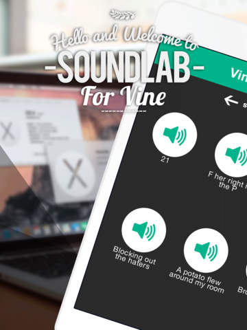 Soundlab for Vine