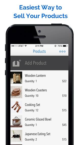 Boxtiq - App for Sellers