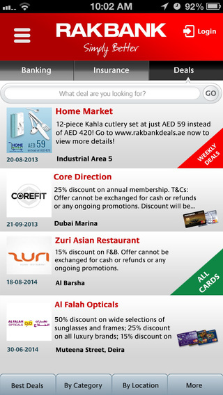 玩財經App|RAK Mobile Banking免費|APP試玩